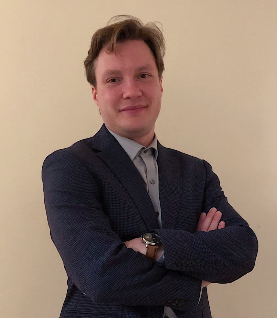 Alexey Ostroumov